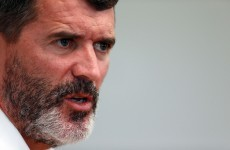 Reporter confronts Keano at his home, then complains after being told to 'get the f**k away'