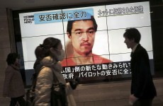 Japan mourns murdered journalist but vows to continue fighting terrorism