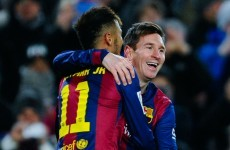 Rapid fire Barca best Villarreal to keep pace with Real