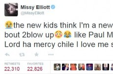 Missy Elliott has some solid advice for those people who have never heard of her