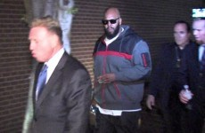 Suge Knight charged with murder, could face life in prison