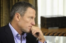 Police say Lance Armstrong crashed into parked cars and then let his girlfriend take the blame
