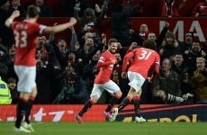 As it happened: Manchester United v Cambridge United, FA Cup replay