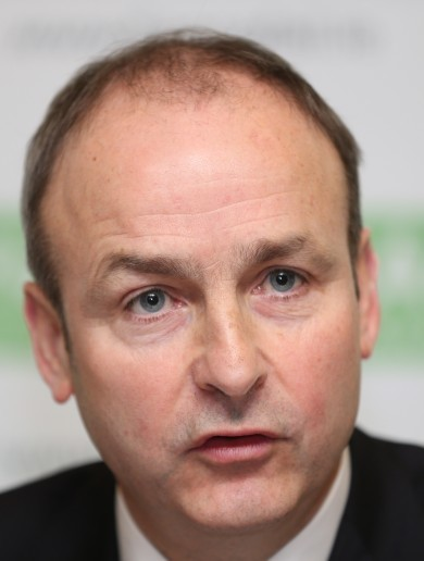 Micheál Martin tells Enda: 'You've put a price on people's lives'