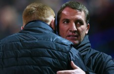 'We showed brilliant character' – Rodgers delighted with Liverpool's FA Cup progression