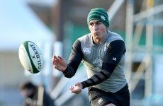 Keatley and O'Brien in starting line-up as Ireland begin Six Nations defence