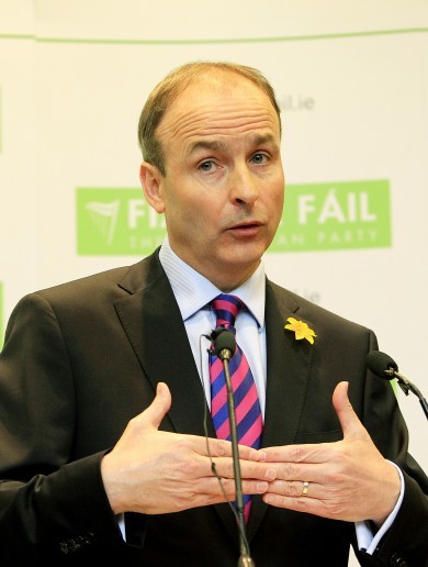 Is it true that Fianna Fáil has no policies? Well, not really…