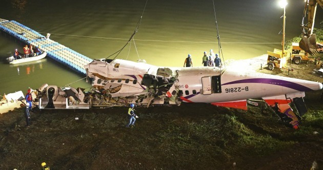 Black box reveals TransAsia pilot called 'mayday' just seconds after engine failed