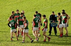 Five changes and one debutant named in Mayo team to face Tyrone