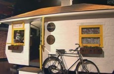 This Shebeen pub on wheels featured on The Late Late Show is the stuff of dreams