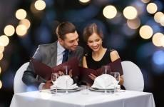 """The average Irish """"date night"""" costs how much?"""