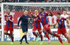 David Alaba scored what could be one of the best free-kicks you've ever seen yesterday