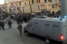 VIDEO: Up to 22 killed in crush as Egyptian footballers play on