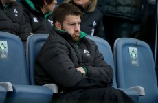 O'Brien set to train tomorrow after 'minor' hamstring issue, Rory Best dealing with concussion