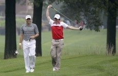Coming to America: Rory reveals US U-turn