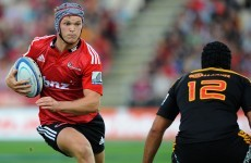 Munster have given an update on the health of their injured Kiwi import
