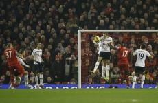 As it happened: Liverpool v Tottenham, Premier League
