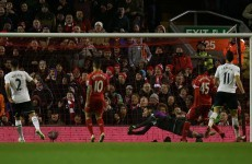 Balotelli the unlikely hero with first Premier League goal for Liverpool