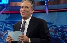 Watch Jon Stewart's emotional speech about quitting The Daily Show