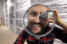 This man has been taking a photo of everything he touches… for the last 11 years