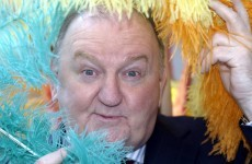George Hook cancels retirement plans under threat of being kicked out of his home…