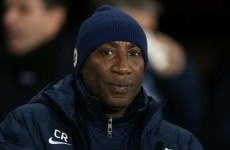 The dream manager? Chris Ramsey is the man tasked with guiding QPR to safety