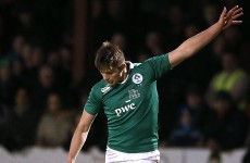 Impressive out-half Ross Byrne thriving on Ireland U20s' freedom to play