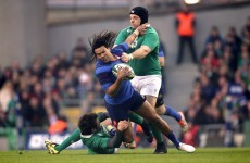 As it happened: Ireland vs France, The Six Nations