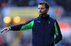 Tim Sherwood is the new manager of Aston Villa