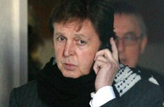 Paul McCartney to go to police over phone hacking