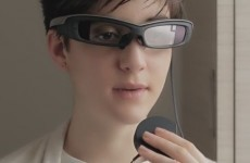 Is this weird Sony contraption better than Google Glass?