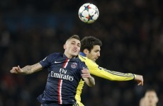 As it happened: PSG v Chelsea, Champions League