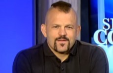 UFC legend Chuck Liddell made a right mess of this interview about drugs in MMA