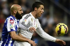 Madrid should be worried about Ronaldo's form – Capello