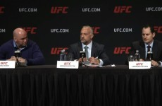 UFC backs 4-year doping bans, to introduce increased out-of-competition testing