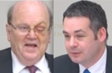 Video: There was some unlikely banter between these two political foes earlier…