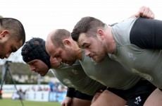 Cian Healy is back in Leinster colours – Here's the team to face Zebre tomorrow