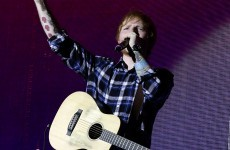 Here is Ed Sheeran's response to the FM104 'suspended DJs' fiasco