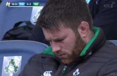 Sean O'Brien on the photo of sad SOB, the biggest hit he ever took and his viral clear-out v France