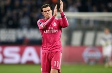 Gareth Bale is too nice, according to Frank Lampard