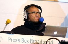 BT Sport drop Stan Collymore as pundit following Twitter controversy