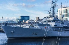 The Irish Navy's LÉ Emer is now in the Nigerian navy