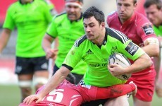 Munster stage comeback as Hanrahan scores last-gasp try to snatch draw