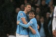 'Silva is the best player in the Premier League' – Dzeko