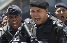 Four police killed as Rio struggles to curb violence before Olympics