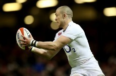England look set to be without one of their most dynamic attackers when they face Ireland