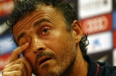 Luis Enrique 'not interested' in Messi and Pique's night at the casino