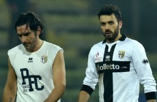 Crisis-club Parma to auction changing room equipment
