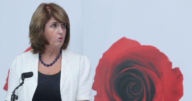 Why Joan Burton has a year to save Labour from an election bloodbath