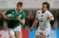 Disappointing Donnybrook evening for Ireland U20s as England victorious